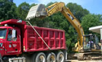 Tech Contracting - Excavation and Utilities